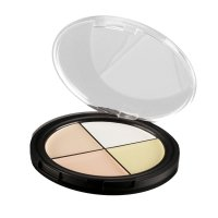Paleta Concealers Light Camo Quad