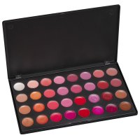 Paleta con 32 Colores de Labiales [Coastal Scents]