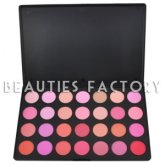 Beauties Factory 28 Colors Blush Palette - ALL SKINS