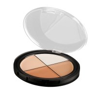 Paleta Concealers Medium Camo Quad