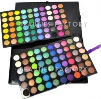 Beauties Factory Paleta 120 Sombras de Ojos Artist Favor